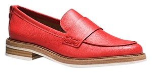 Coach WATERMELON Flats