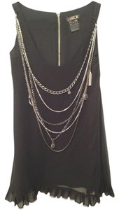 LaROK Rocker Chains Edgy Dress