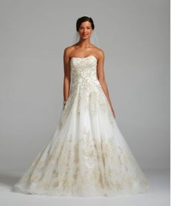 Oleg Cassini Ckp550 Wedding Dress