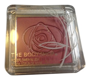 The Body Shop The body shop rose flower blush fuchsia fuschia made in italy