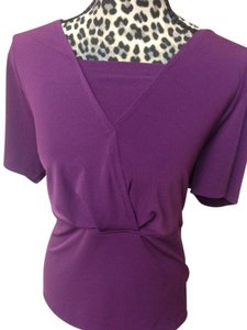 Sag Harbor Top Purple