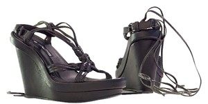 Ann Demeulemeester black Wedges