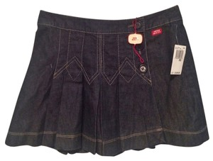 Miss Sixty Mini Mini Skirt Denim