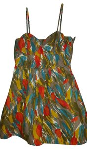 BB Dakota short dress Multi Jack Bustier Sundress on Tradesy