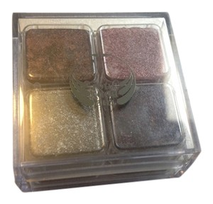 The Body Shop The body shop shimmer sparkle eye shadow cubes purple pink silver bronze