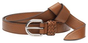 Gucci Gucci Men's Belt Camel Brown Leather Style 336828 Size 38/ 95