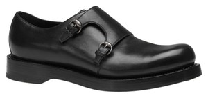 Gucci Men Man Men's Dress Shoe Black Formal