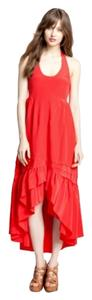 Red Maxi Dress by Juicy Couture