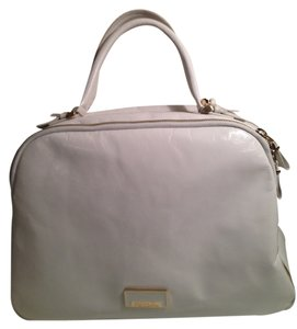 Gianfranco Ferre Travel Keepall Speedy Louis Vuitton Hermes White Travel Bag