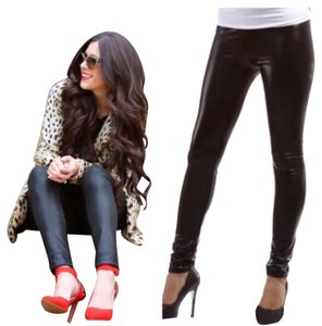 Fashion Envy Black Leggings