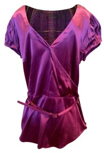 INC International Concepts Top Purple