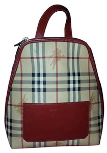 Burberry Packpack Nova Backpack