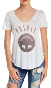 Signorelli Friday Graphic T Shirt white