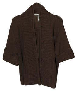 Classiques Entier Cocoon Ribbed Cuffed Silk Cardigan