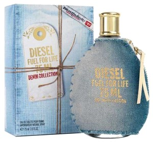 Diesel Diesel Fuel For Life Denim Perfume 2.5 oz edt Spray for women NEW in BOX