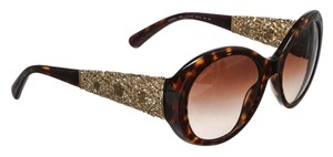 Chanel Chanel Tortoise and Gold Bijoux 14S Sunglasses c.714/S5