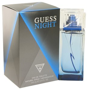 Guess Guess Night Mens Cologne 3.4 oz 100 ml Eau De Toilette Spray
