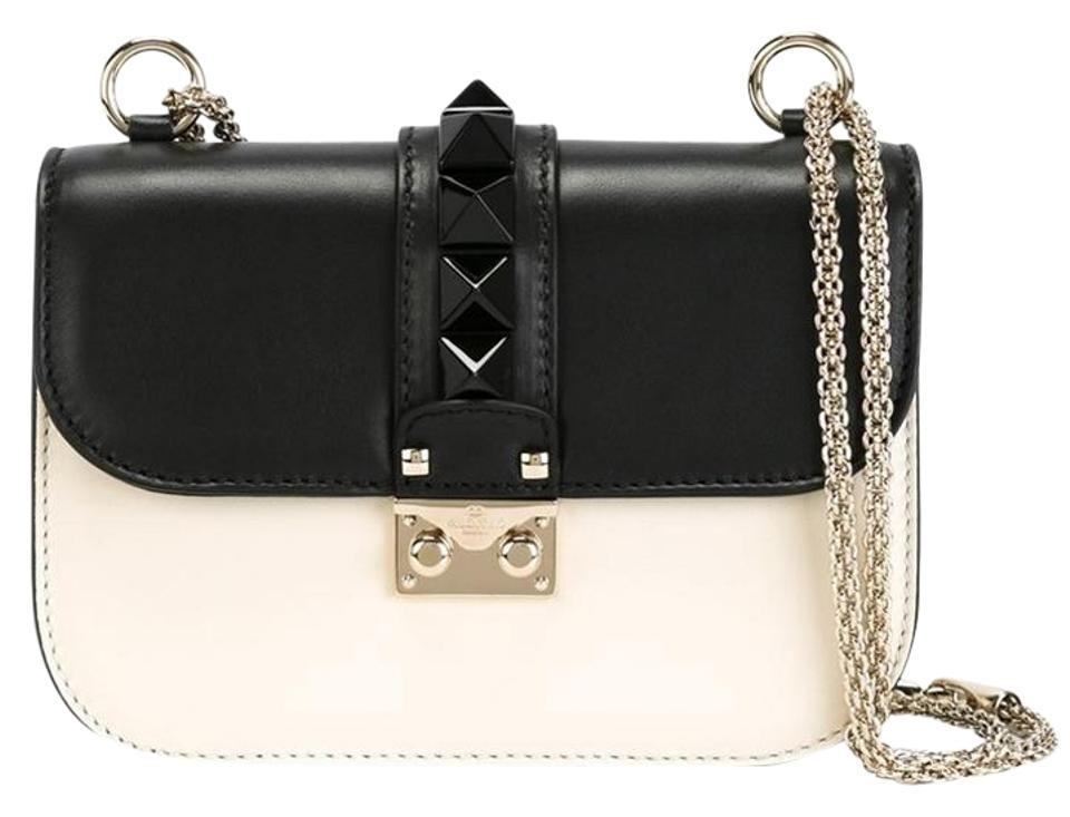 0ad78aef01 Valentino Glam Rock Small Chain Shoulder Bag - Tradesy