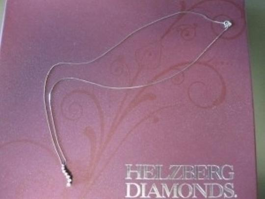 Helzberg Diamonds Sterling Silver Pendant Necklace