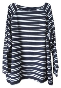 Lands' End Plus-size Cotton Longsleeve Tunic