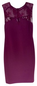 Dark wine Maxi Dress by Kardashian Kollection