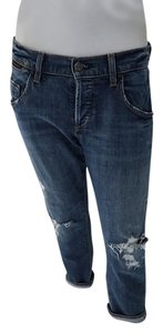 Citizens of Humanity Boyfriend Cut Jeans-Medium Wash