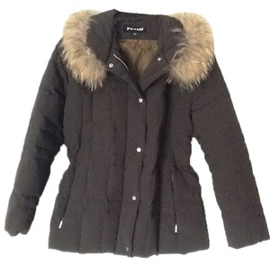 FeyeM Down Puffer Coat