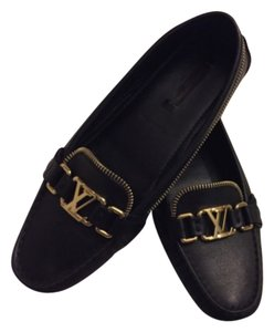 Louis Vuitton Blac Flats