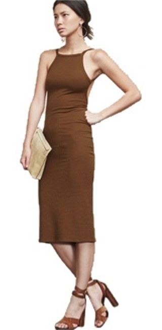 Item - Cocoa Carson Mid-length Cocktail Dress Size 6 (S)