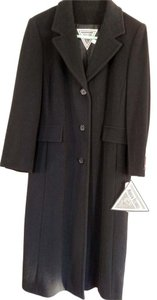 Marvin Richards Trench Cashmere Blend Trench Coat