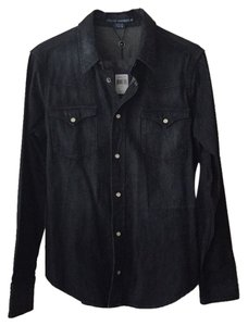 Ralph Lauren Blue Label Button Down Shirt Indigo