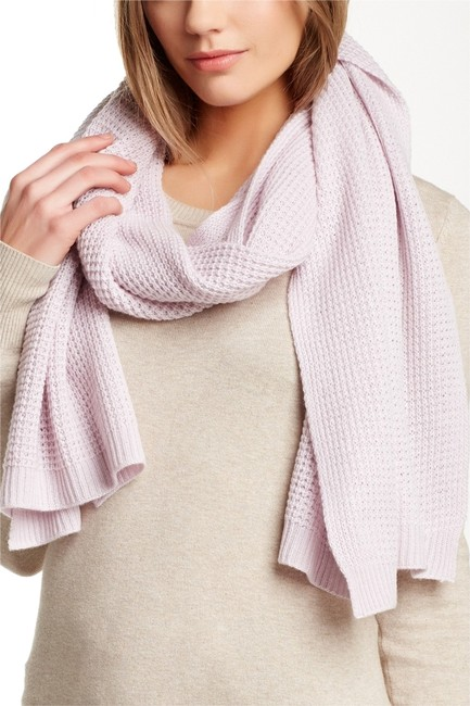 Item - Cameo (Very Light Pink/Purple) Sale - 25% Reduced - Wool Blend Scarf/Wrap