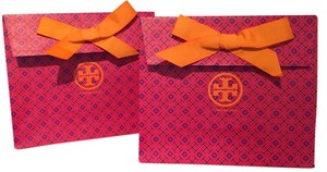 Tory Burch SET OF 2 - Tory Burch Gift Box / Gift Bag