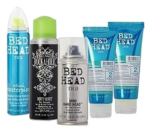 TIGI NEW Best of Bed Head By TIGI 5-pc Beauty Gift Box Set