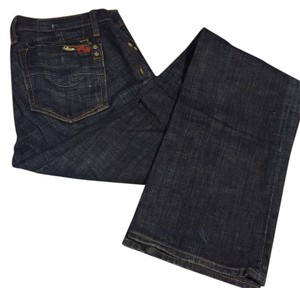 Blue Cult Straight Leg Jeans-Dark Rinse
