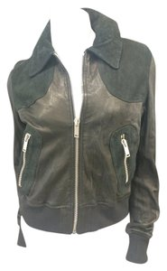 Italian Leather Bomber Nolita Leather Jacket