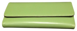 Jack Georges Green Clutch
