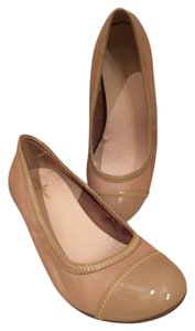 Cole Haan Beige Wedges