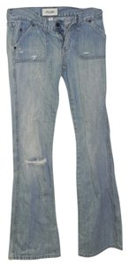 Abercrombie & Fitch Denim Flare Leg Jeans
