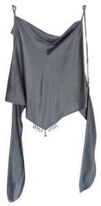 Victoria's Secret Gray Halter Top