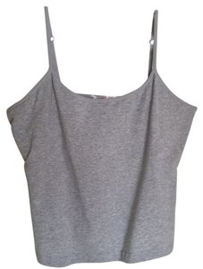 Lily of France Top Gray