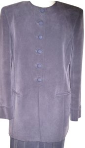 Jones New York Pure Silk 3 Piece Suit, Jacket, Skirt, and Slacks, Size 8