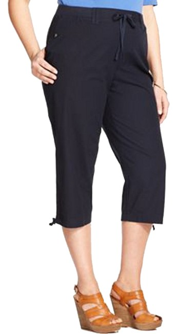 Karen Scott Capris BLACK