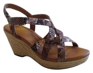 Sofft Size 8 Pedra Accessories Wedge Snake Platforms