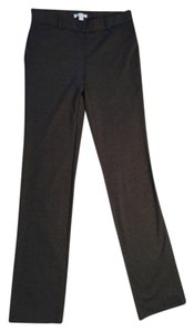 New York & Company Flare Pants Gray