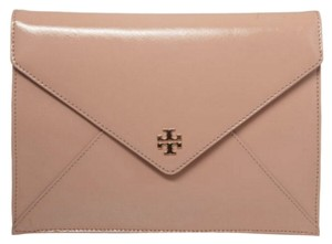 Tory Burch Leather; Guaranteed Your Money Back Dark Sahara Clutch