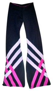 Yoga Pants Fitness Size Small Stretch Athletic Pants black, pink