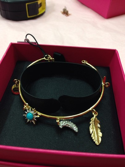 Juicy Couture Juicy Couture Multi Charm Bangle YJRU7939 NWT $48.00