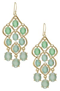 Stella & Dot Hannah Chandelier Earrings