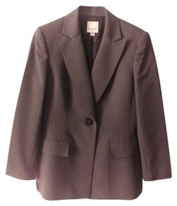 Anne Klein Anne Klein Grey Suit Jacket